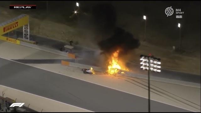 (Video) Aksident i frikshëm në Formula 1, makina e pilotit ndahet në dysh dhe shpërthen në flakë, si është gjendja e tij