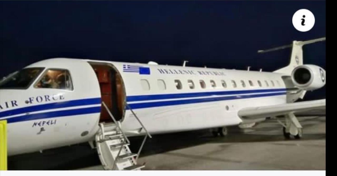 E bllokuar në Mikonos 7-muajshe shtatzënë, zyra e Mitsotakis shpëton 19-vjeçaren Shqiptare nga Puka, avioni qeveritar e transporton në spital