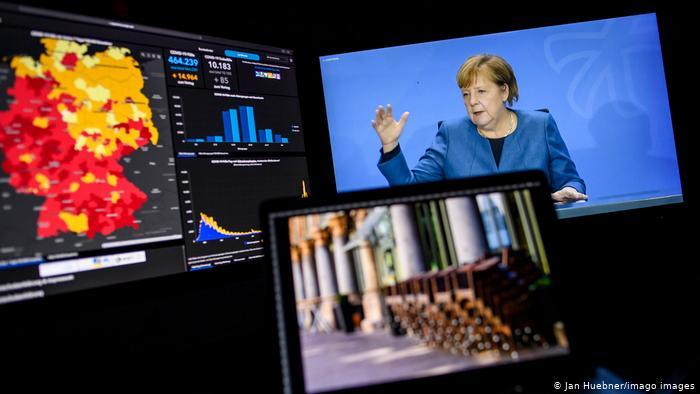 LAJMI I FUNDIT/ Gjermania sërish në izolim, Merkel urdhëron mbylljen e shkollave dhe dyqaneve deri më 10 janar.
