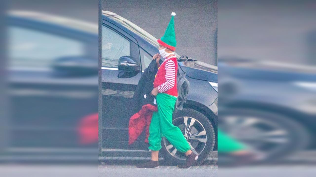 E veshur si elf, Georgina Rodriguez bën këtë gjest për djalin e Ronaldos