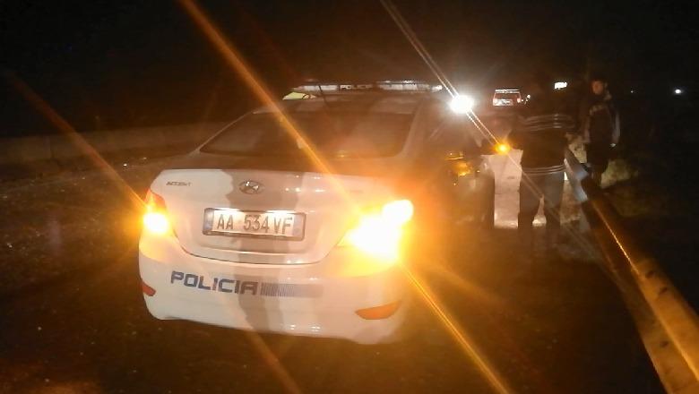 Aksident i rëndë ne aksin Rrogozhin – Lushnje, dy të plagosur dërgohen me urgjencë në spital.