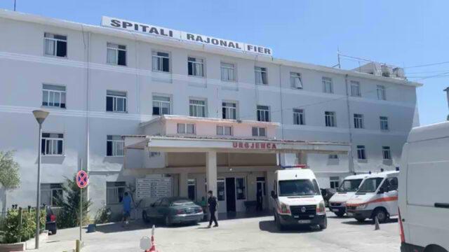 Niset drejt Tiranës efektivi i policisë qe u plagos ne Fier