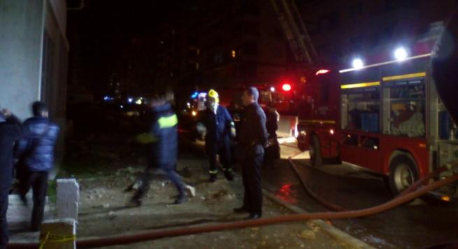 Shpërthen bombula e gazit, plagoset pronari i banesës, nxirret nga rrënojat me ndihmën e zjarrfikëses