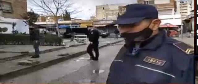 LAJM I FUNDIT/ Kërcënoi për minuta me radhë se do të shpërthente bombulën e gazit, FNSH neutralizon të riun në Vlorë, si është gjendja e tij