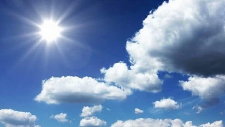 Ulen temperaturat, kthjellime e vranësira gjatë ditës së sotme