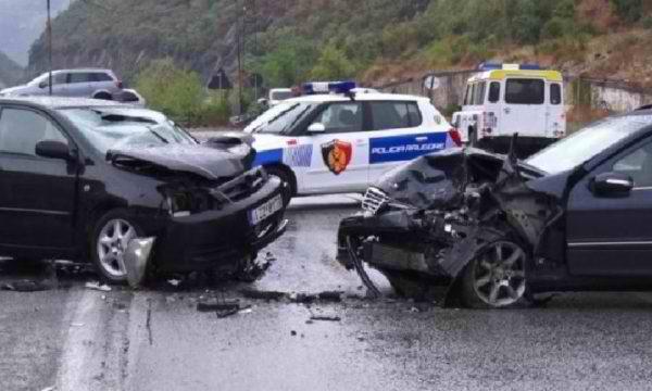 INSTAT: Në 11 muaj 168 viktima nga 1121 aksidente