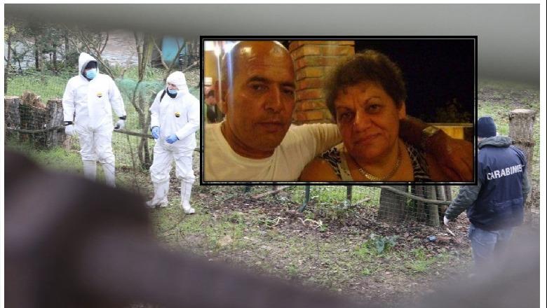 U zhdukën në vitin 2015, gjenden trupat e pajetë të çiftit shqiptar në Itali. Njërin e copëtuan me sharrë profesionale pasi e vranë me thikë në fyt (Foto+Emra)