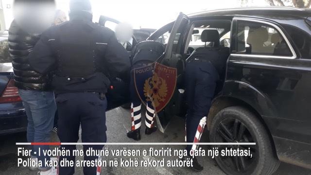 (VIDEO) I vodhën me dhunë varësen e floririt nga qafa Pronarit te Lokalit, Policia kap dhe arreston në kohë rekord autorët.