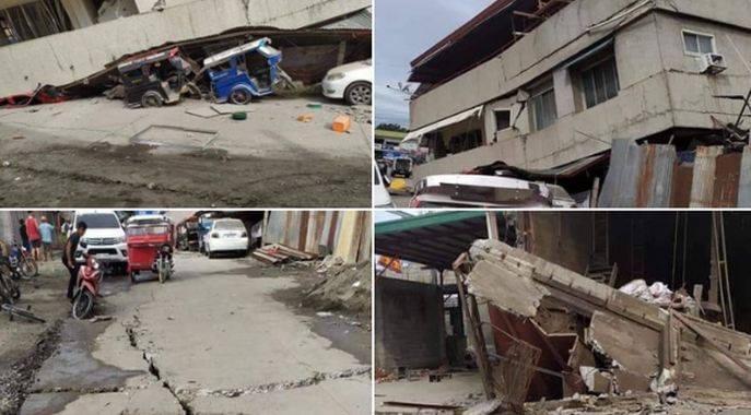 Tërmeti me magnitudë 6.3 shkund vendin, shkakton dëme serioze