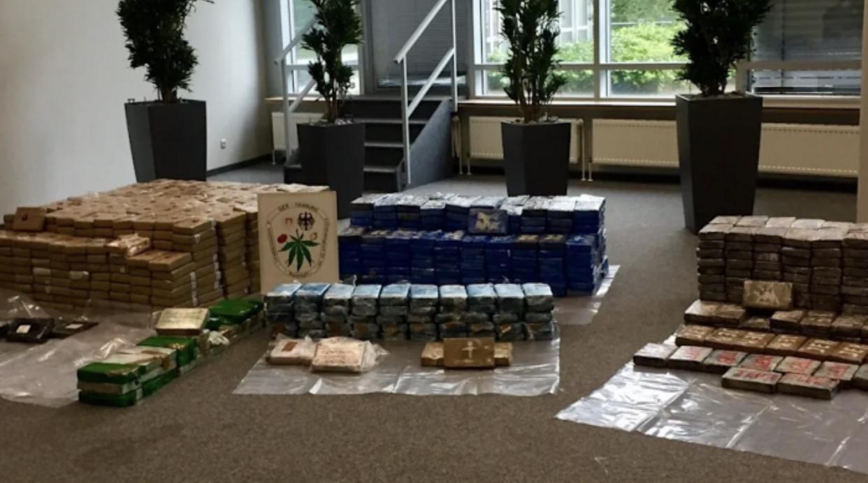 Trafikuan 2 ton drogë, policia gjermane arreston 20 persona, mes tyre edhe shqiptarë