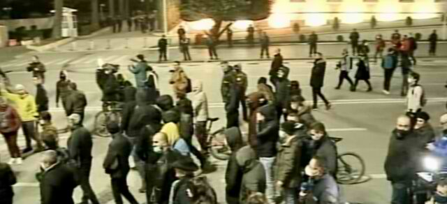 Dita e 6 e protestes, nuk shenohet asnje incident