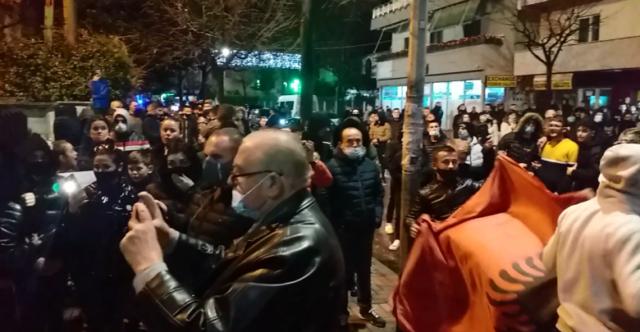 Protesta/ Arrestohen 59 persona, proçedohen 116 të tjerë