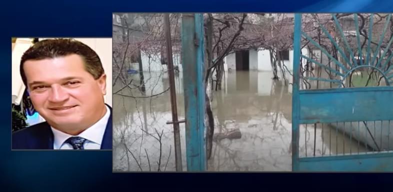 Situata kaotike në Lezhë/ Jaku: Po evakuohen 4 familje të tjera në Kurbin, fryrja e lumit Mat po rrezikon banorët