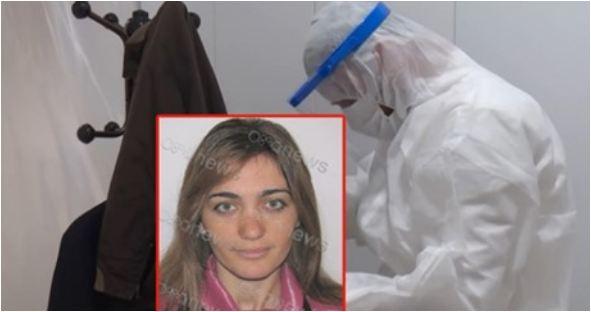 Del fotoja/ Kush është infermierja e Infektivit që zhvati pacientin e vdekur nga Covid, i mori kartën e bankës dhe i tërhoqi paratë