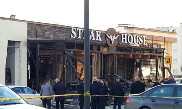 Shpërthen bombola e gazit në lokal, 31 persona të plagosur.