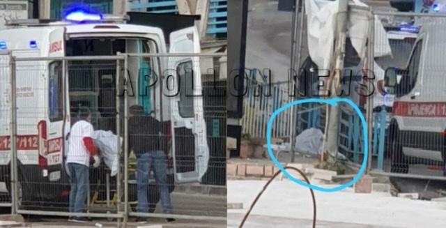 E rëndë në Sarandë, kalimtarët gjejnë një person të vdekur anës rrugës (FOTO-EMRI)