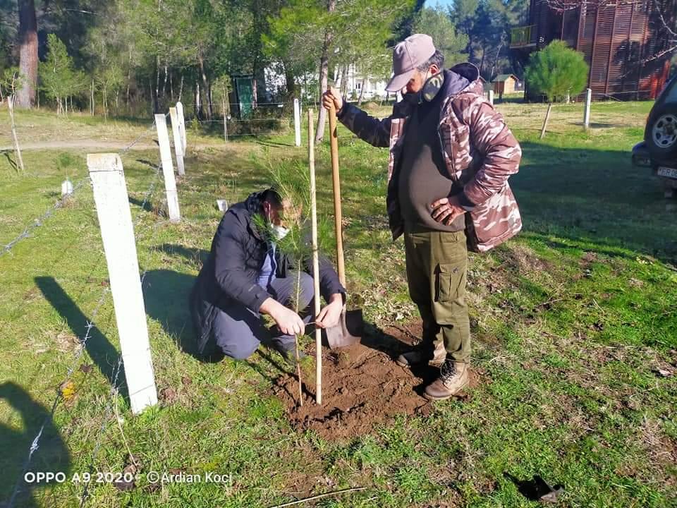 Humb jeten Besnik Hallaçi, Administrator i Zonave te Mbrojtura Kukes. Koleget mesazhe ngushelluese ne emer te tij, Dashamires ndaj sfidave per mbrojtjen e natyres!