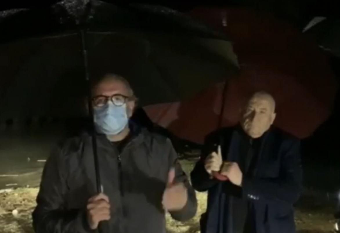 Rritja e nivelit të Vjosës rrezikon familjet, nisin evakuimet e para në Vlorë, kryebashkiaku Leli: Nuk ka vend për panik, por bëni kujdes gjatë natës