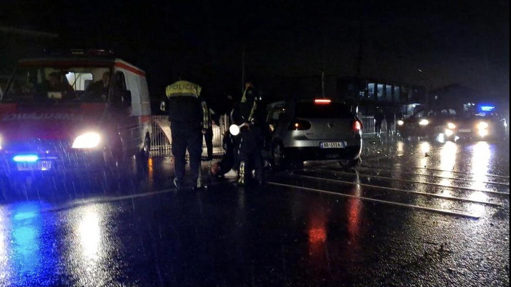Aksident i rëndë në Shkodër-Koplik, shoferi në gjendje kritike për jetën