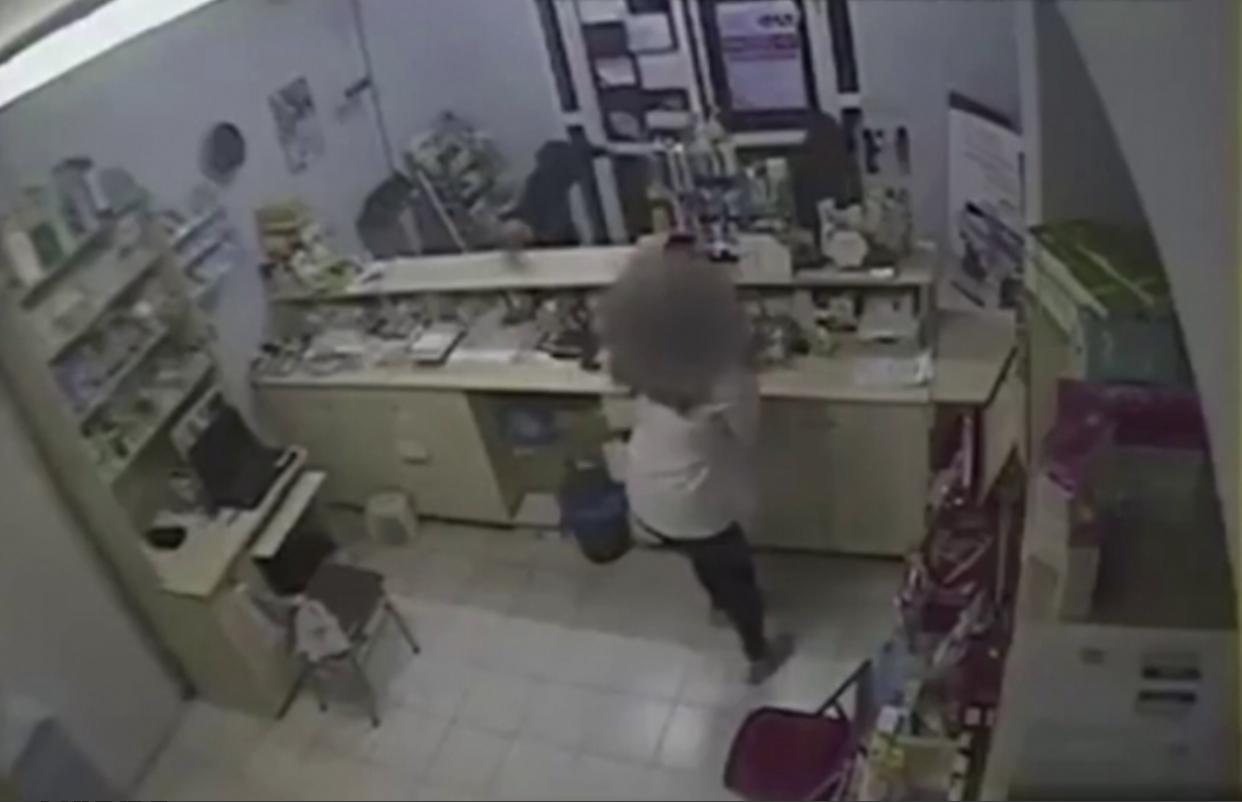 Grabitje me armë në Tiranë, hajdutët marrin xhiron ditore nga farmacia
