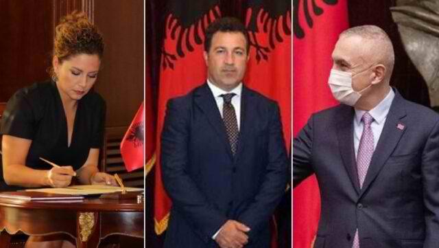 Xhaçka dhe Peleshi betohen si ministra para Presidentit Meta