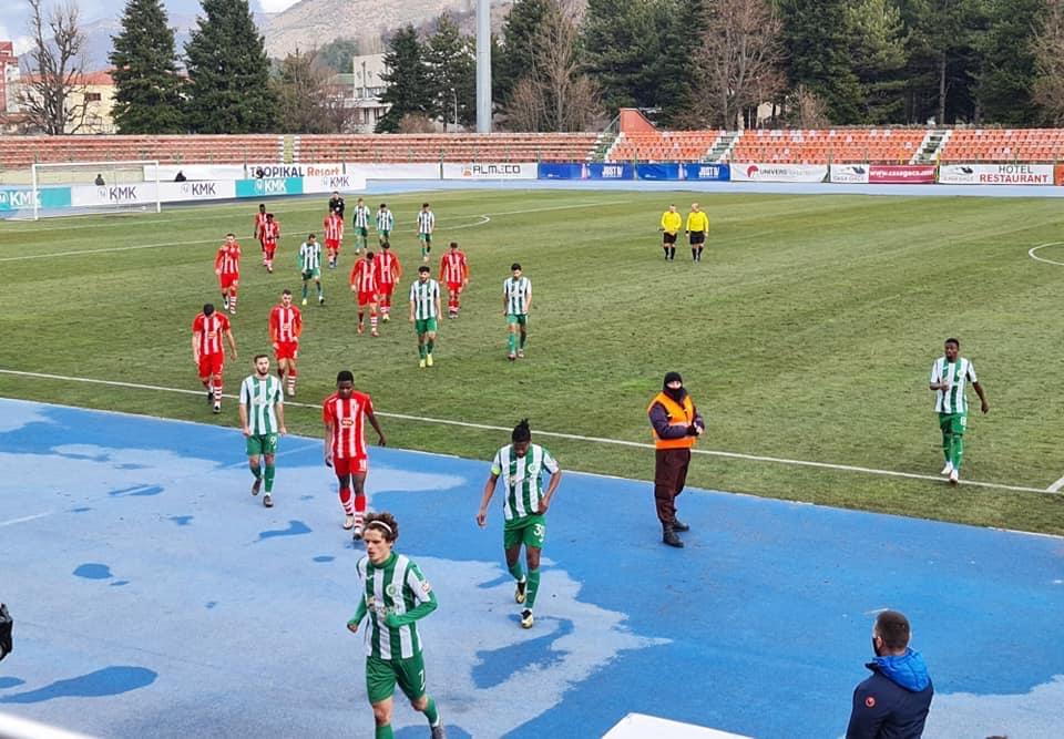 Pas 10-vjetësh Apolonia merr një pikë në Korçë, Skënderbeu ndahet në barazim me Fierakët