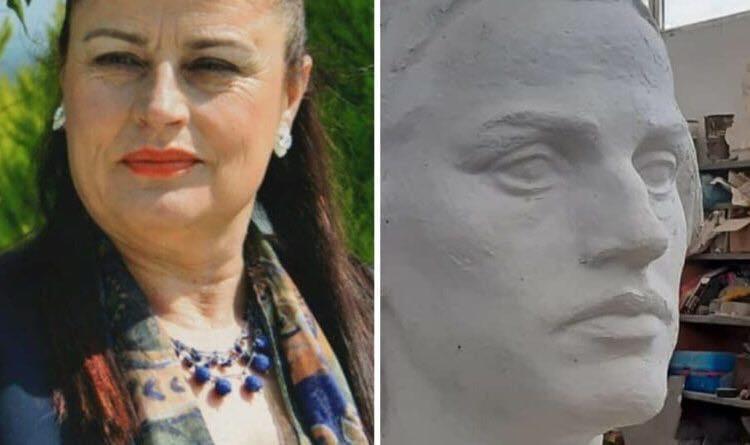 Aktorja e mirënjohur Hajrie Rondo do të ketë një bust në qytetin e saj të lindjes në Delvinë.