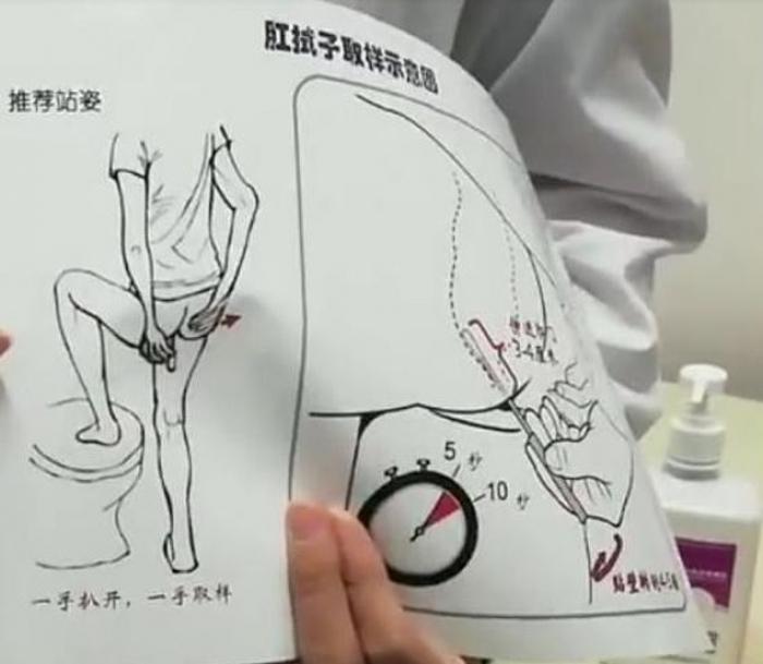 Keni menduar që shtupat e hundës ishin të këqija?! Kina fillon të përdorë shtupat anale për testimin ndaj Covid-19, procedura zgjat 10 sekonda