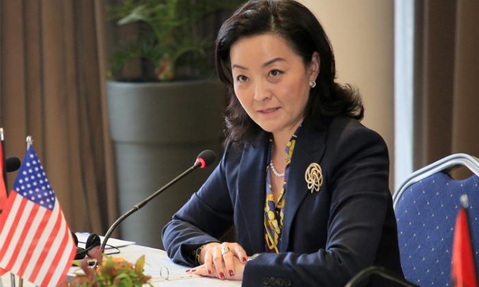 Ambasadorja e SHBA-së, Yuri Kim rezulton pozitive me COVID-19