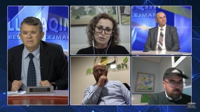 """Emisioni """"BALLAFAQIM"""" nga Besnik Sulejmani, Tema: Media Dhe Pushteti/Video"""