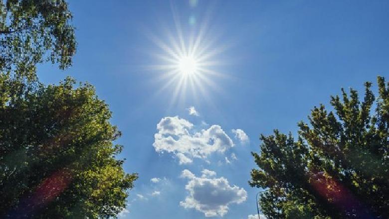 Diell dhe temperatura deri në 18 gradë Celsius, njihuni me parashikimin e motit