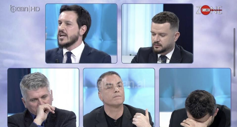 Plas sherri ne Zone e Lire! Julian Zylaj: Ti je homoseksual! Arjan Curi: Ndersa gruaja jote kerkon ndihme tek shoket e tu!