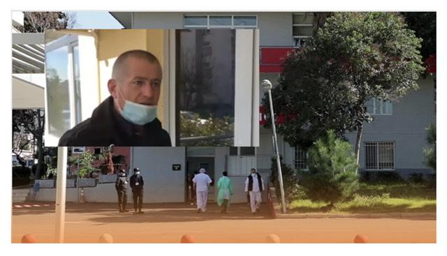"""Deklarata shokuese e qytetarit që ka në spital xhaxhain nga COVID-19, """"E lanë duke vdekur, pa aparatura"""","""