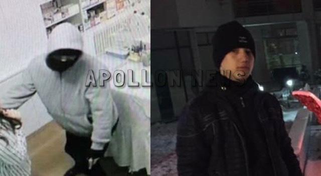 I shpallur në kërkim për dy grabitje në Tiranë institucion financiar si edhe farmaci, arrestohet Kristi Çinari