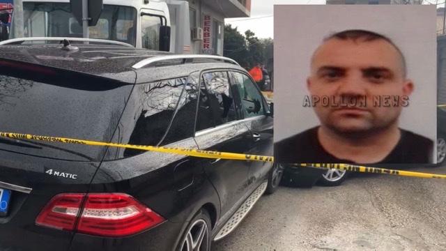 Foto Video/ Ky është 41 vjeçari qe u ekzekuta sot në lagjjen Sheq i Madh në Fier