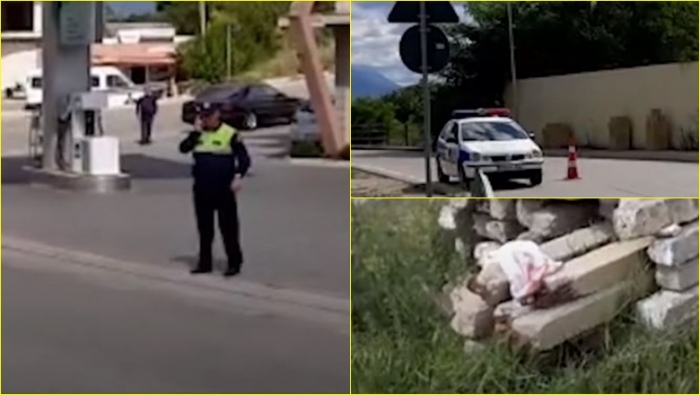 LUSHNJE/ 29-vjeçari përplas me makinë efektivin e policisë, vihet në pranga (EMRI)