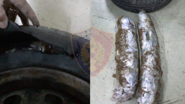 Italiani kapet duke trafikuar 2 kilogram droge me makine ne portin Durres
