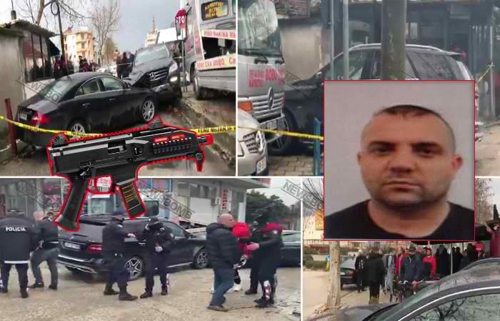U tha se janë larguar jashtë vendit, Policia nis kontrollin blic në Laç, dyshohet se janë strehuar vrasësit e Shkëlzen Kastratit
