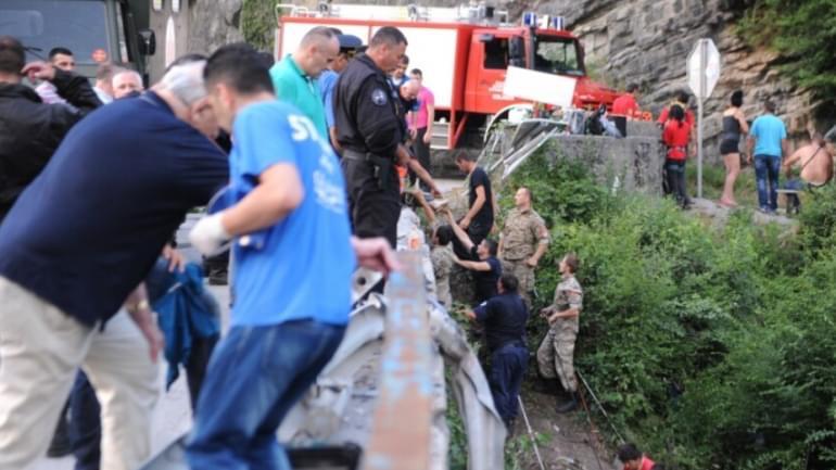 Poloni/ Aksidentohet autobusi, humbin jetën 6 persona