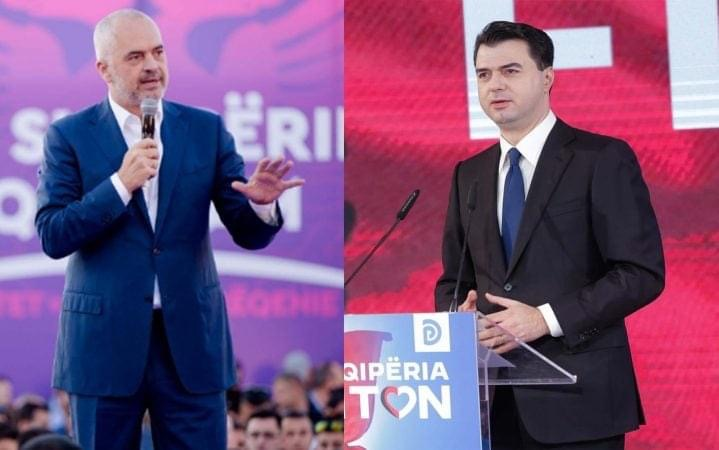 """Zgjedhjet e 25 prillit, nis sot zytarisht fushata, PS mblidhet në 18:00 te sheshi """"Skënderbej"""", PD fillon 1 orë më herët"""