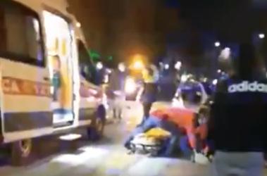 LAJM I FUNDIT/ Aksident i rëndë, raportohet për dy të plagosur, njëri në gjendje më të rëndë