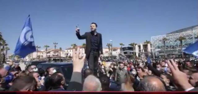 Basha në Kavajë/ Qytetarët nuk rrespektojnë masat anti Covid