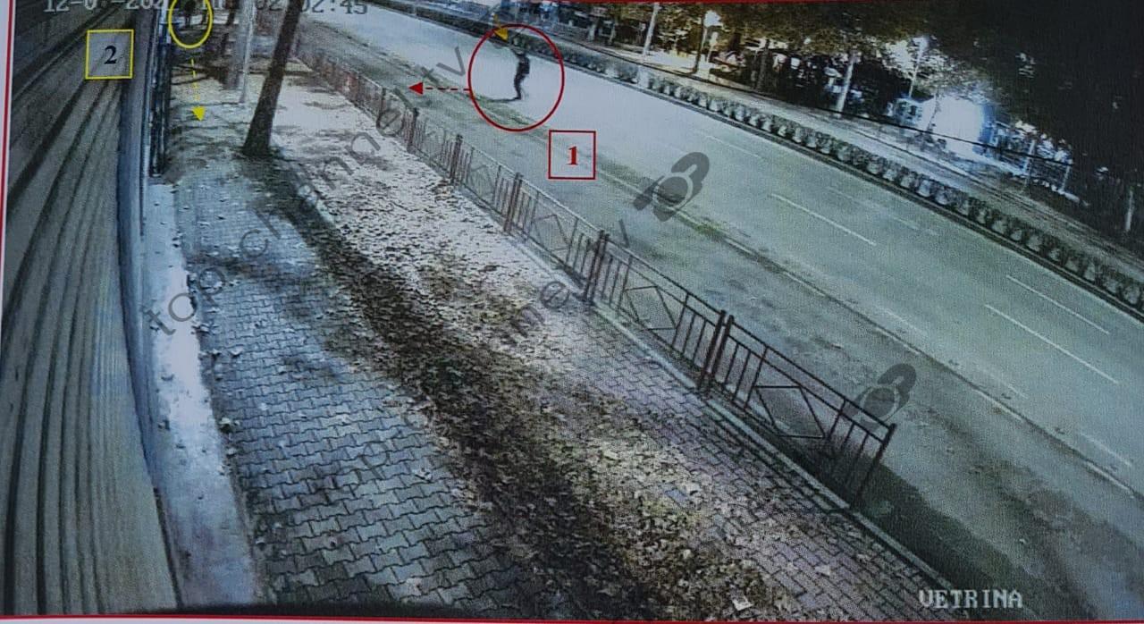 Dalin pamjet e reja, ky është momenti kur polici qëllon Klodian Rashën