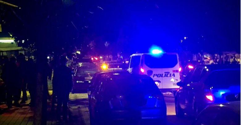 """Policia prish festën e Ditës së Verës në Elbasan, qytetarët  bërtasin """"Ram Ik"""""""