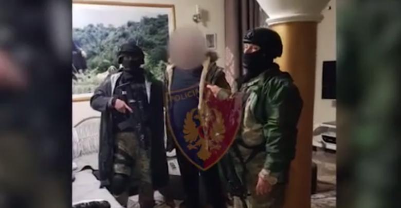 Trafikim në sasi të mëdha kokaine. RENEA dhe FAST në Tiranë e Laç, arrestojnë disa persona
