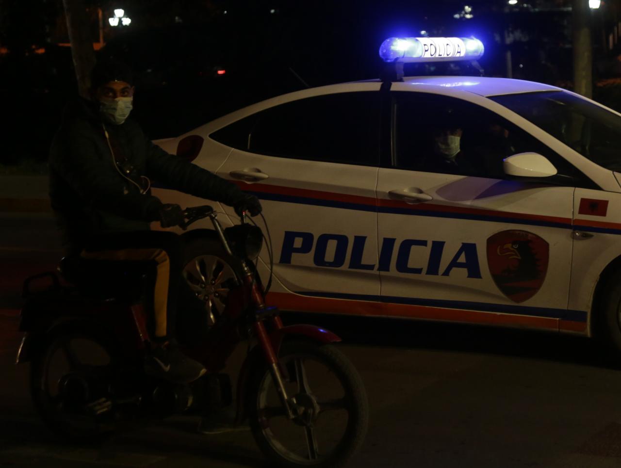 Të shtëna me armë në Ferras, policia ne vendngjarje