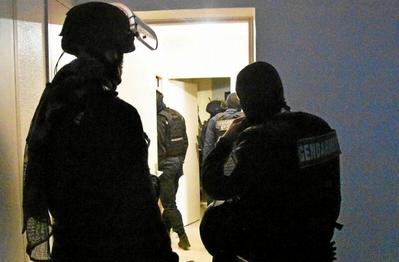 Goditet banda e drogës dhe e trafikimit të njerëzve në Francë, arrestohen 17 shqiptarë, mes tyre edhe një grua