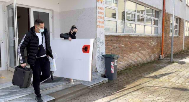 Nis shperndarja e kutive te votimit ne QV ne FIER