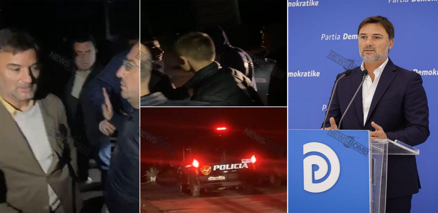 """Policia procedon Enkeljed Alibeajn, me 20 anëtarë të """"strukturës për mbrojtjen e votës"""" i rrethuan shtëpinë kryetares së PS, në mes të natës"""