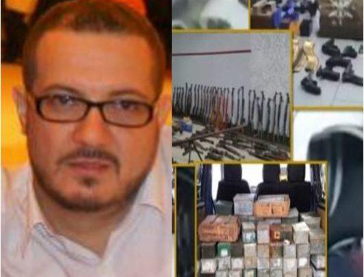 """Iu gjet një depo armësh që mund të hidhte """"në erë"""" Tiranën, zbulohet kërkesa e SPAK për Interpolin: Sokol Xhura shpallet…"""